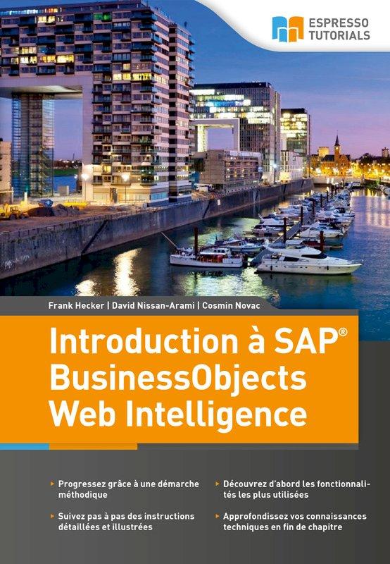Introduction à SAP BusinessObjects Web Intelligence