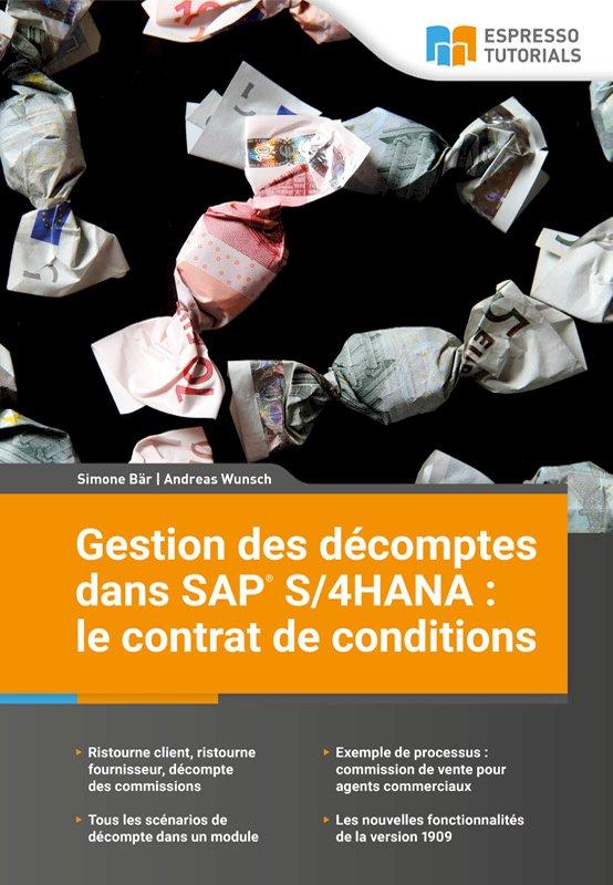 Gestion des décomptes dans SAP S/4HANA : le contrat de conditions